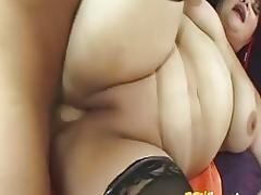 Fat cutie nasty pounding