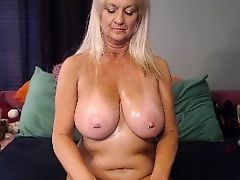 webcam granny talks dirty