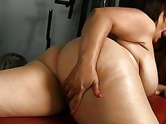 Sweety chubby getting fucked hard for some bucks